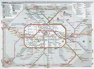 Netzplan S Bahn Galerie De